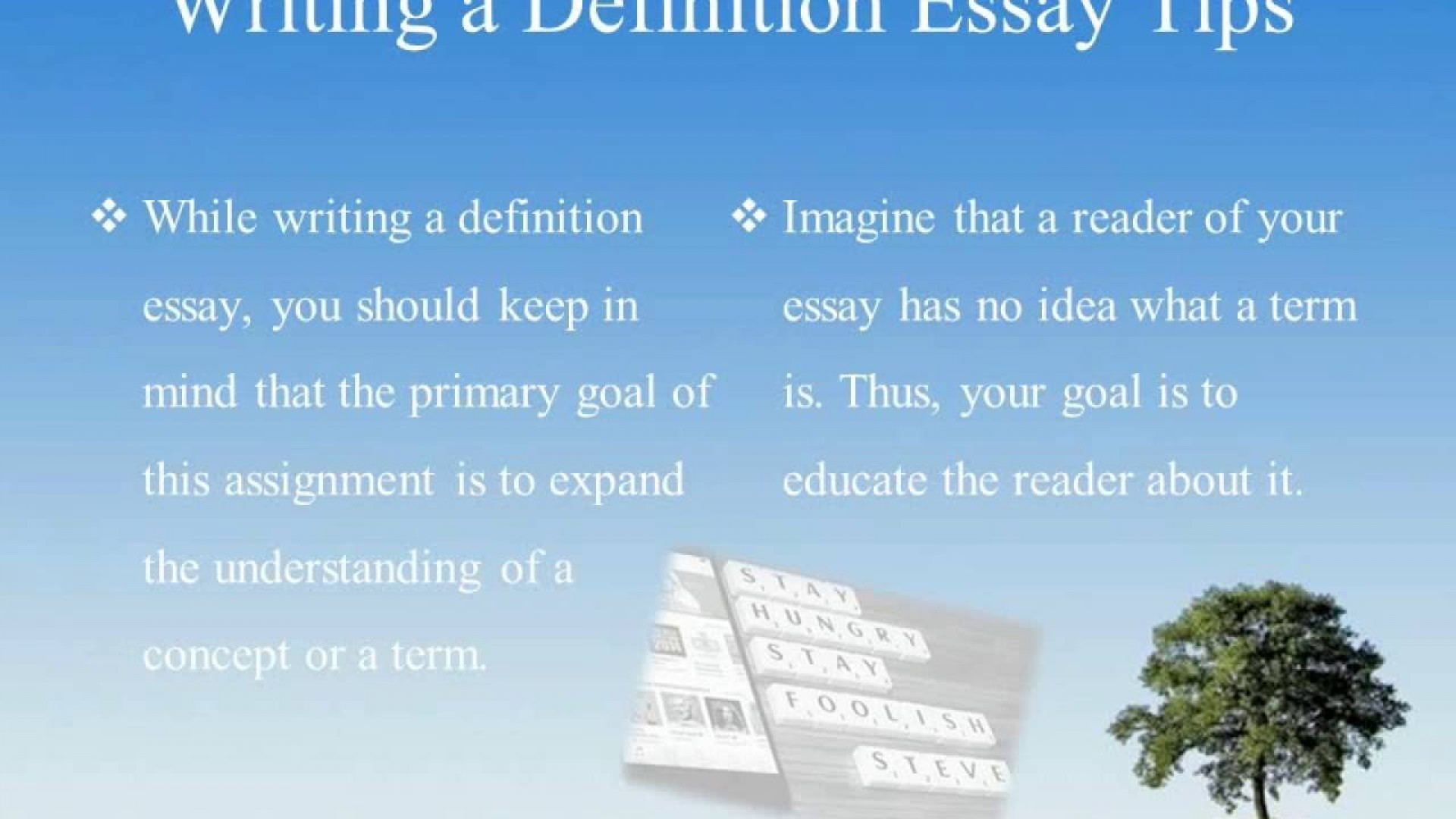 019 Definition Essay Topics Maxresdefault Striking For College Students Middle School 1920