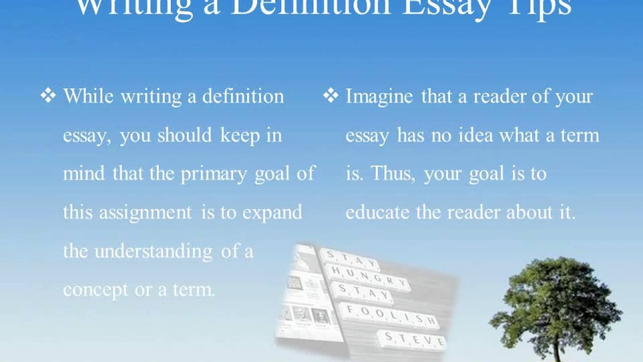 019 Definition Essay Topics Maxresdefault Striking For College Students Middle School Full