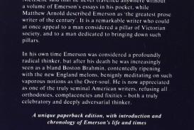 019 Essay Example 81l4igsqh7l Emerson Dreaded Essays Ralph Pdf First Series Summary Waldo Nature