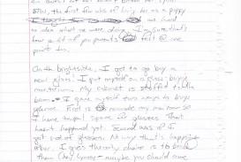 019 Essay Example Breakingabeerglass Handwritten2 Word Dreaded 1000 Pages