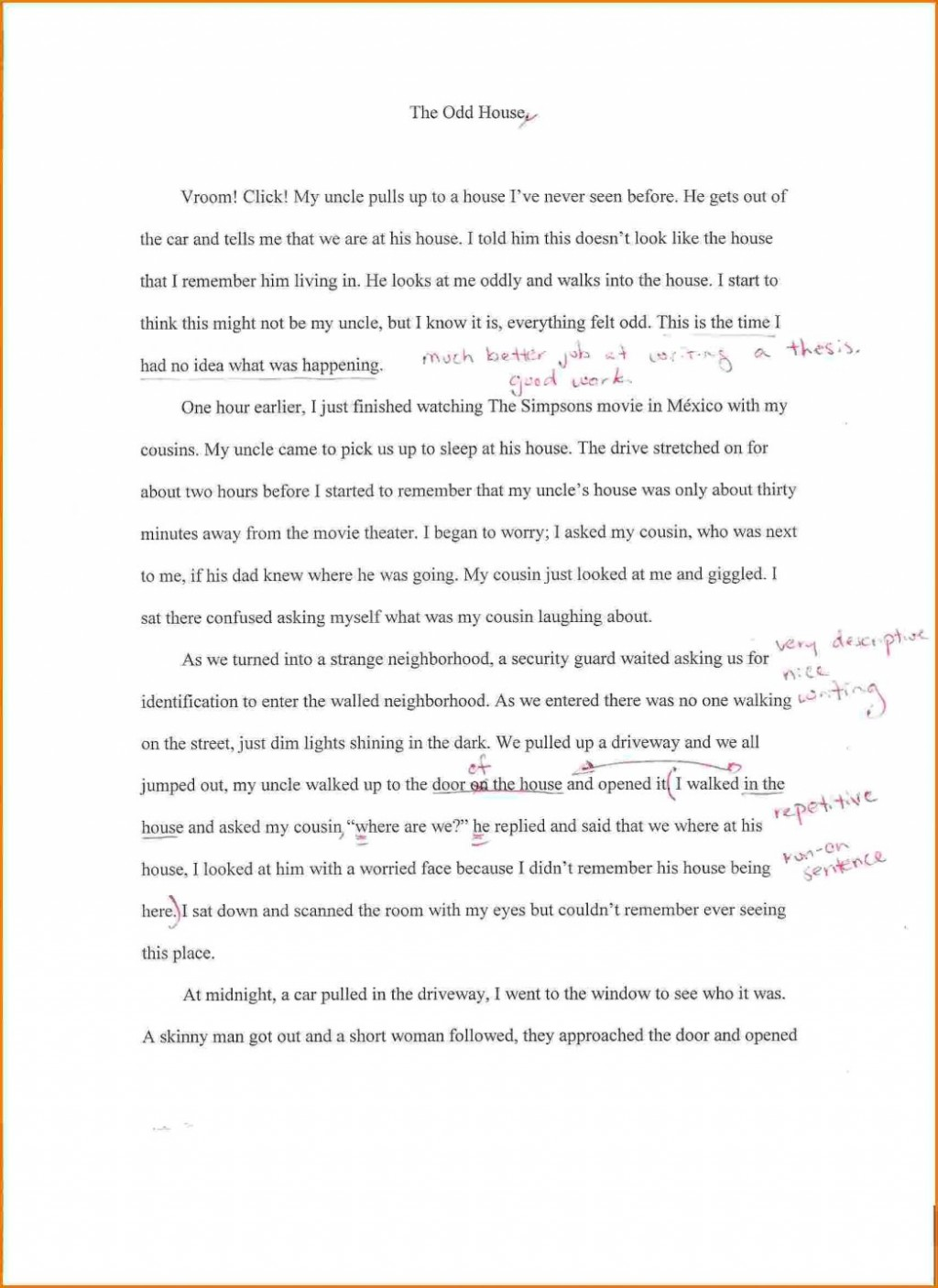 019 Essay Example Evaluation Film Family How To Write Good Review Background Autobiographysamp Movie Sample Incredible Unique Topics On Horror Movies Definition Large