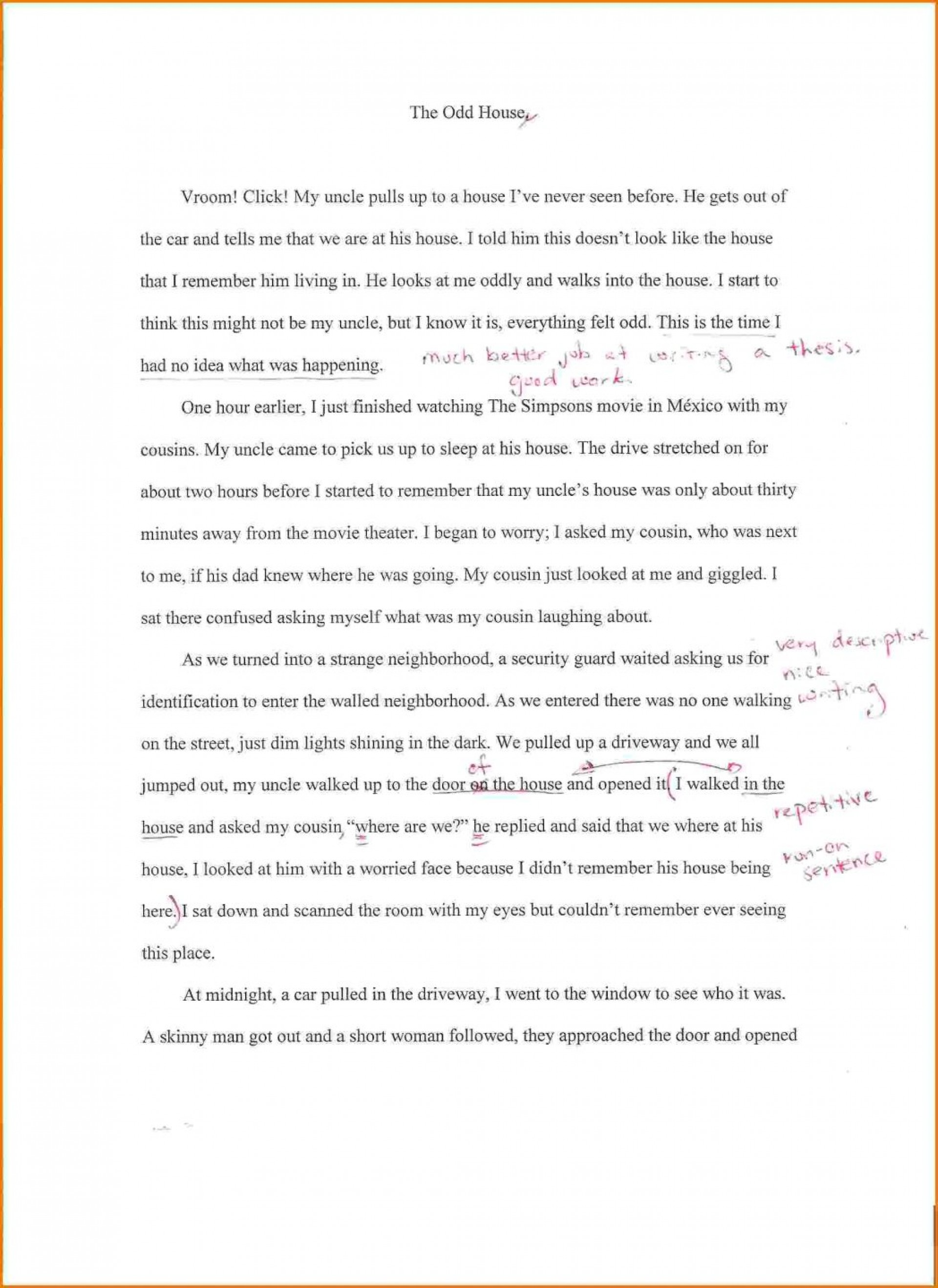 019 Essay Example Evaluation Film Family How To Write Good Review Background Autobiographysamp Movie Sample Incredible Unique Topics On Horror Movies Definition 1920