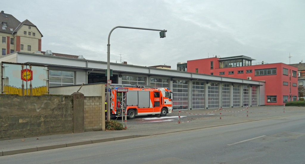 019 Essay Example Feuerwache Osthafen Ffm Visit To Fire Unusual Station Large