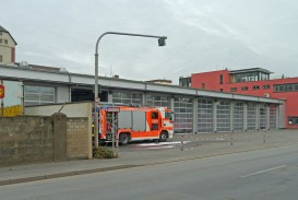 019 Essay Example Feuerwache Osthafen Ffm Visit To Fire Unusual Station