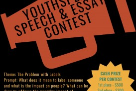 019 Essay Example High School Contests Youthspeak Fascinating Contest Winners 2019 For Scholarships