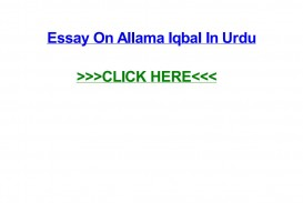019 Essay Example Page 1 Urdu Allama Dreaded Iqbal On In For Class 10 With Poetry Ka Shaheen Headings And 320