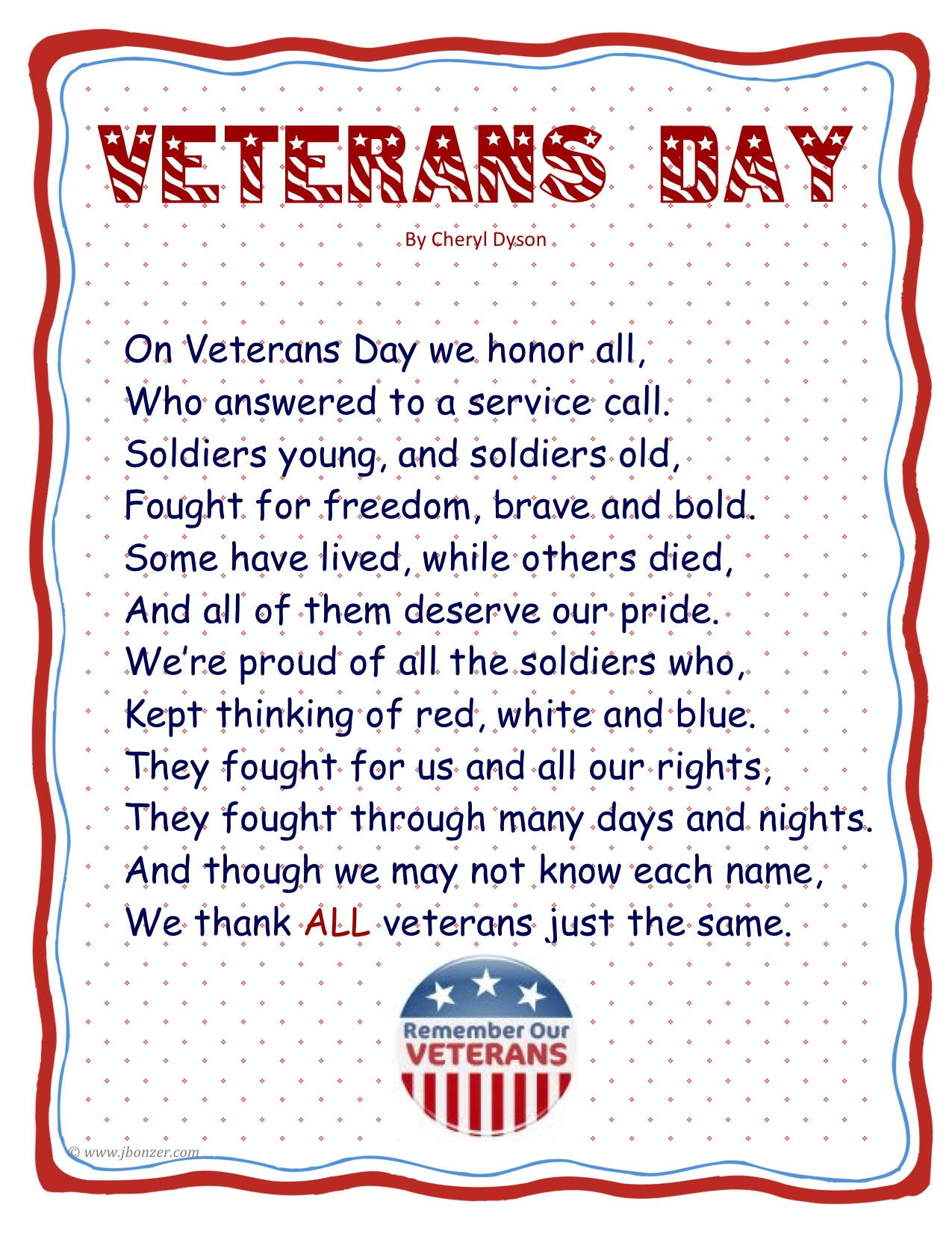 019 Essay Example Veteransdaypoembyjudybonzer3 Tuck Mba Marvelous Essays Sample Tips 2018 Full