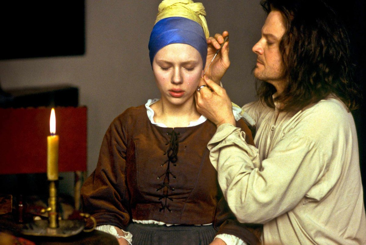 019 Girl With Pearl Earring Essay Example Outstanding A The Movie Film Review Full
