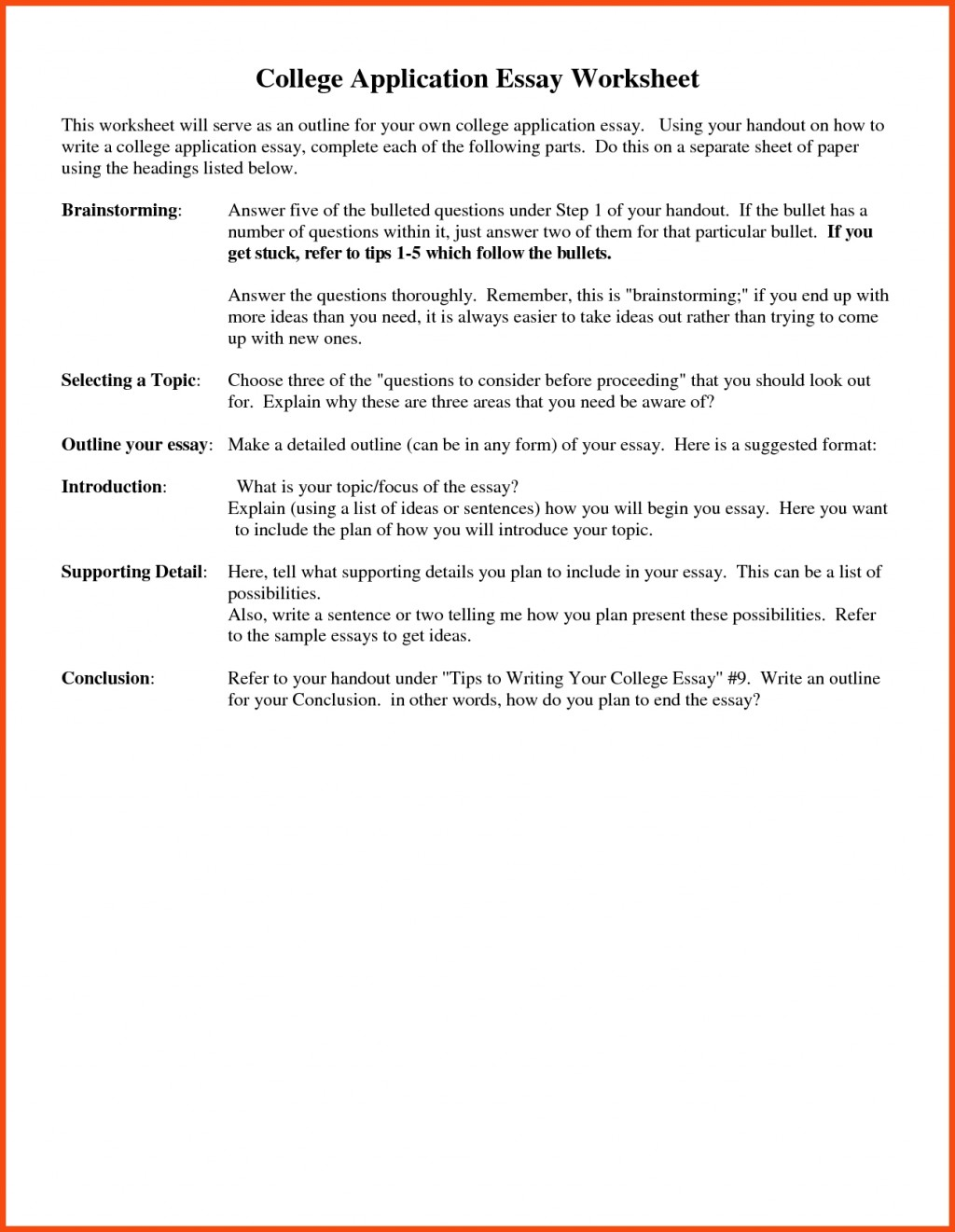019 How To Format College Application Essay Dolap Magnetband Co For Ous Awesome A Scholarship Your Large