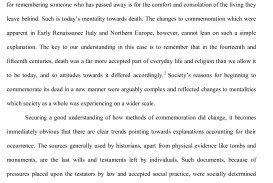 019 How To Write Process Essay Example Death Free Top A Ielts Thesis Statement For Analysis