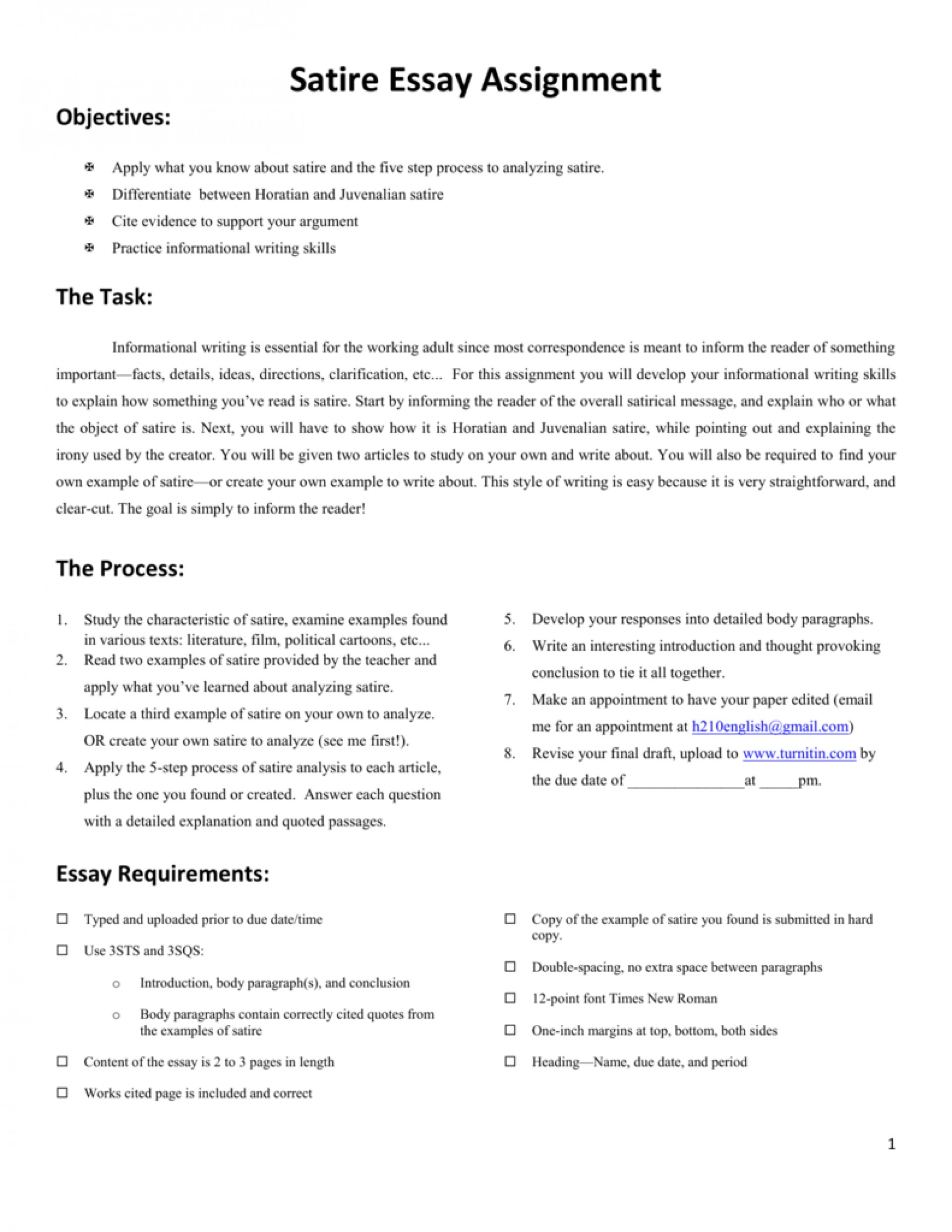 019 How To Write Satire Essay Example 009684950 1 Fascinating A On Obesity Outline Essay-example 1920