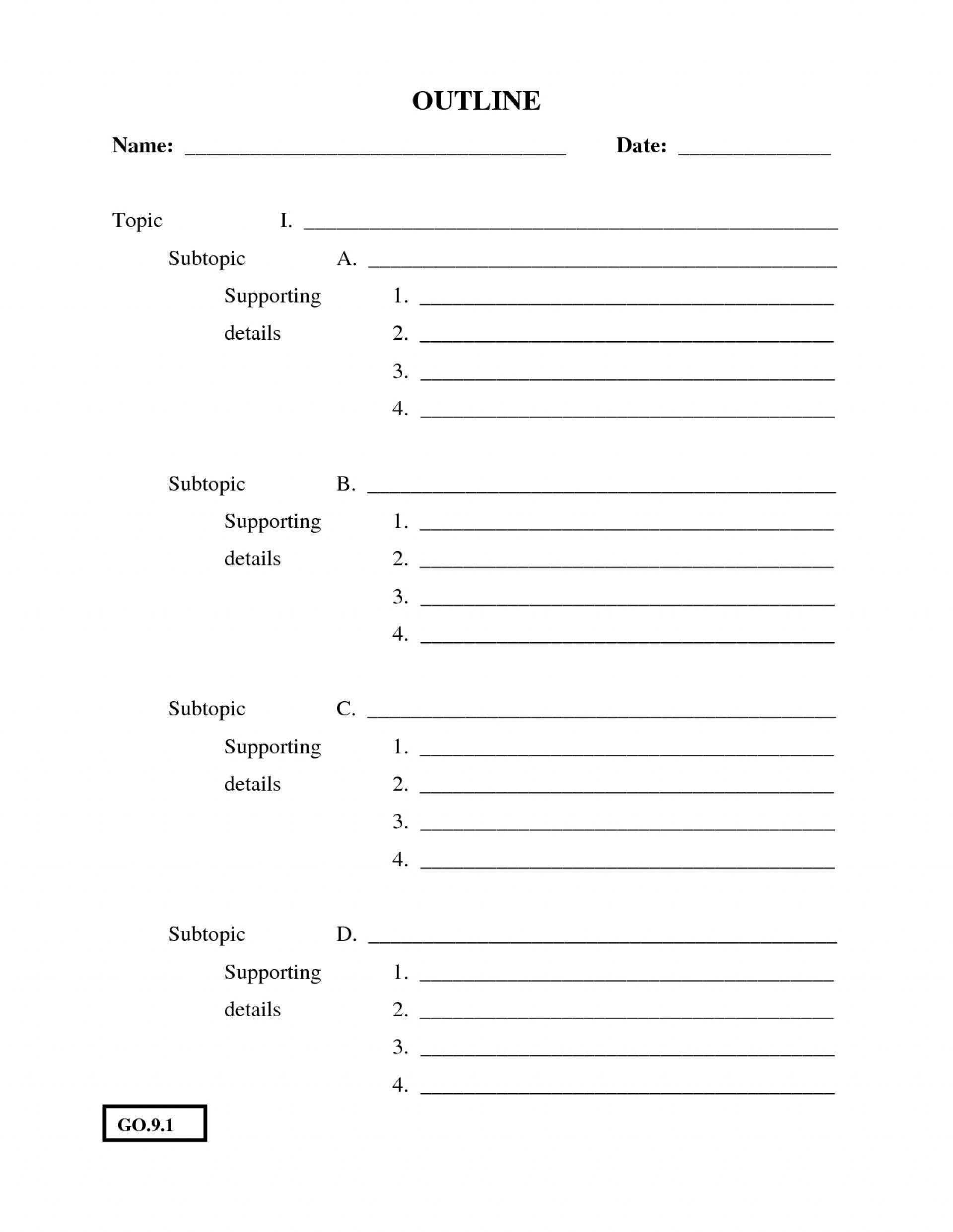 019 Informational Writing Graphic Organizer Information Informative Within Essay Outline 5th Grade Unforgettable Examples 1920