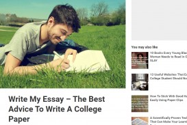 019 Lifehack My Essay Tips Example Amazing Write Plagiarism Free For Me Cheap Online 320