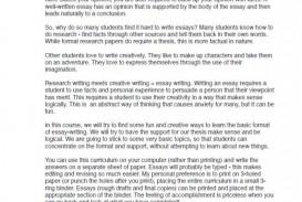 019 Ms Essay Excerpt 791x1024cb Interesting Topics Amazing For Grade 7 9 Pat 7th