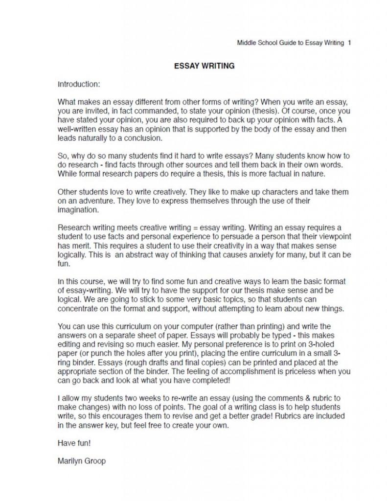 019 Ms Essay Excerpt 791x1024cb Interesting Topics Amazing For Grade 7 9 Pat 7th Full