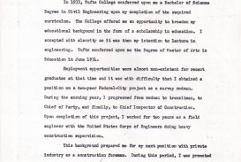 019 Need Of Education Essay Georgetown School Foreign Service Bud Uanna November 19 1956 P College About Being Shy 1048x1443 Remarkable Word Limit Supplement Examples