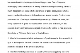019 P1 Essay Example About Awesome Goals In High School After Career Life
