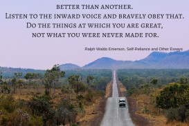 019 Self Reliance And Other Essays Ralph Waldo Emerson Yourself No Base Imitator Of Another But Your Best There Is Something Which You Can Do Better Than Formidable Pdf Ekşi