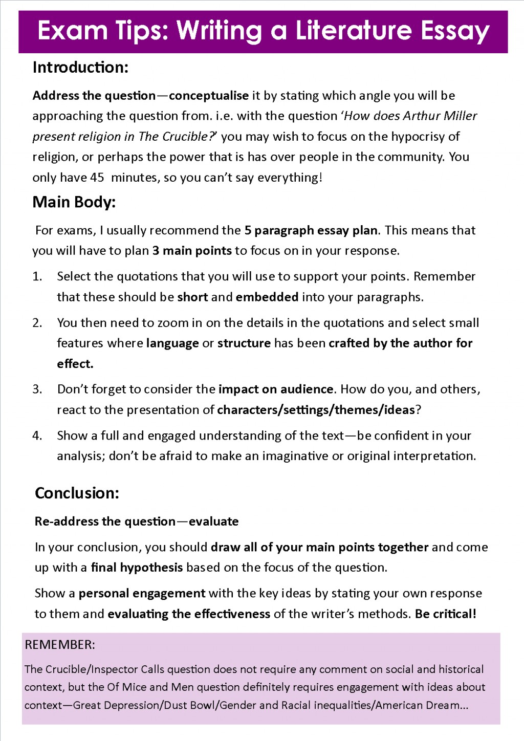 019 Steps To Writing An Essay Example Stunning 4th Grade Middle School Conclusion Large