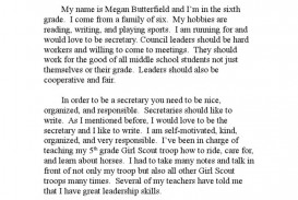 019 Student Council Essays Ideas Sample On Leadership Qualities For Students Sensational Essay In Telugu With Examples