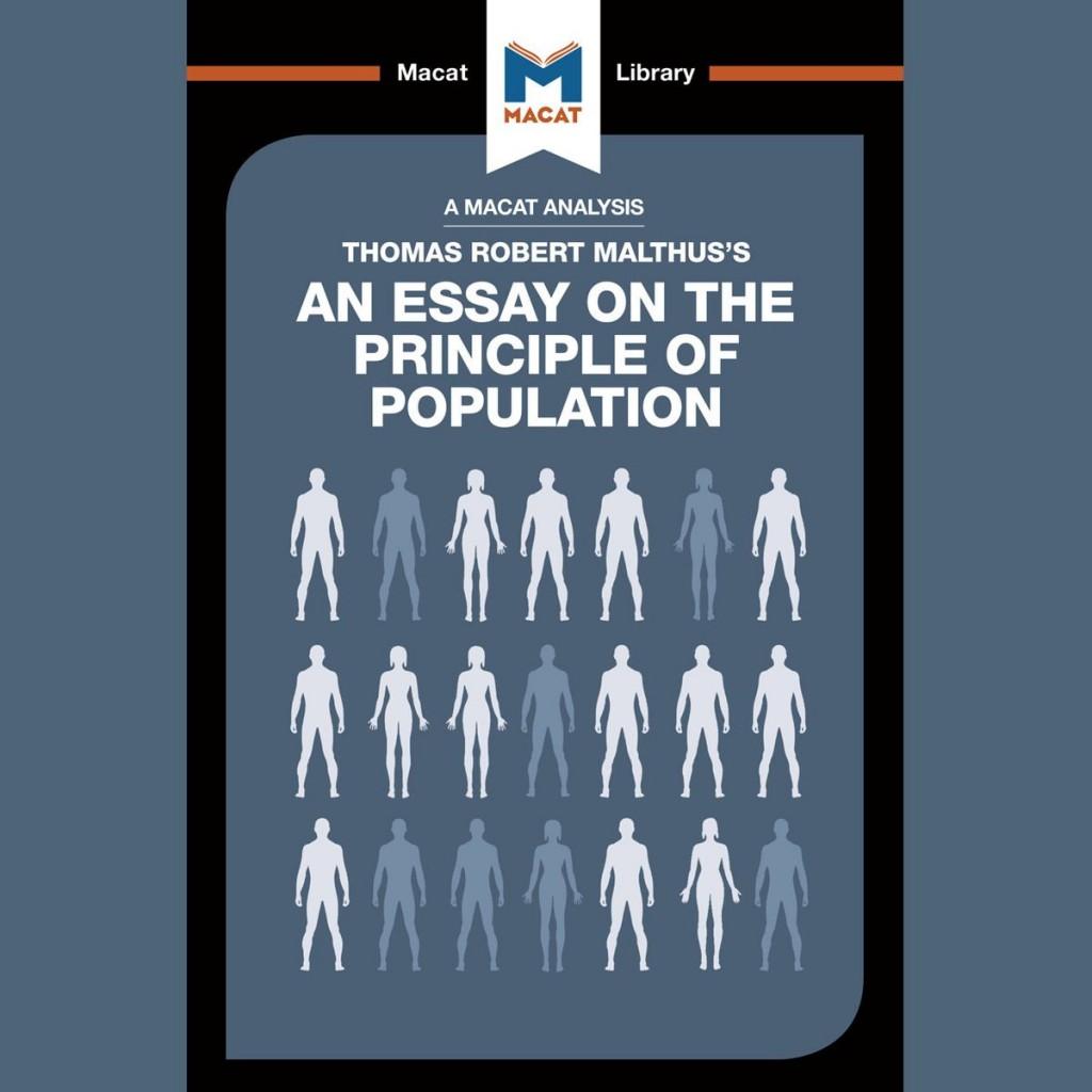 019 Thomas Robert Malthus An Essay On The Principle Of Population Stupendous After Reading Malthus's Principles Darwin Got Idea That Ap Euro Large