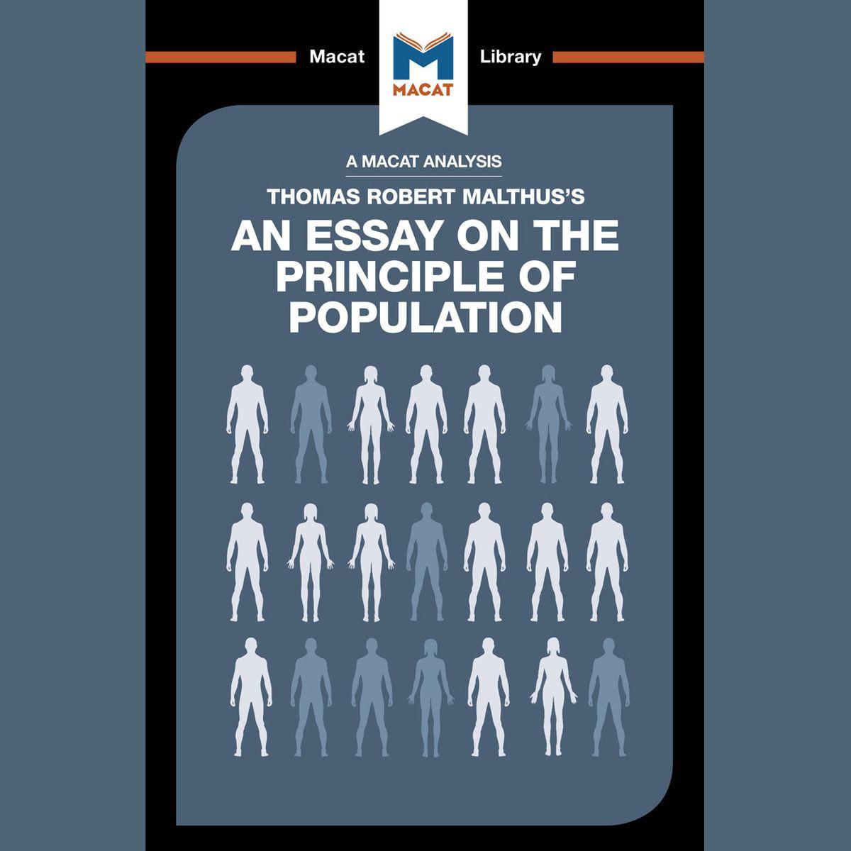 019 Thomas Robert Malthus An Essay On The Principle Of Population Stupendous After Reading Malthus's Principles Darwin Got Idea That Ap Euro Full