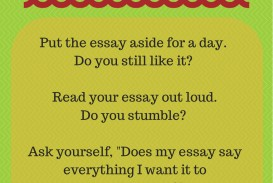 019 Tips To Write Good Essay Example 4ways Know If Youve Marvelous A Narrative Persuasive In Exam
