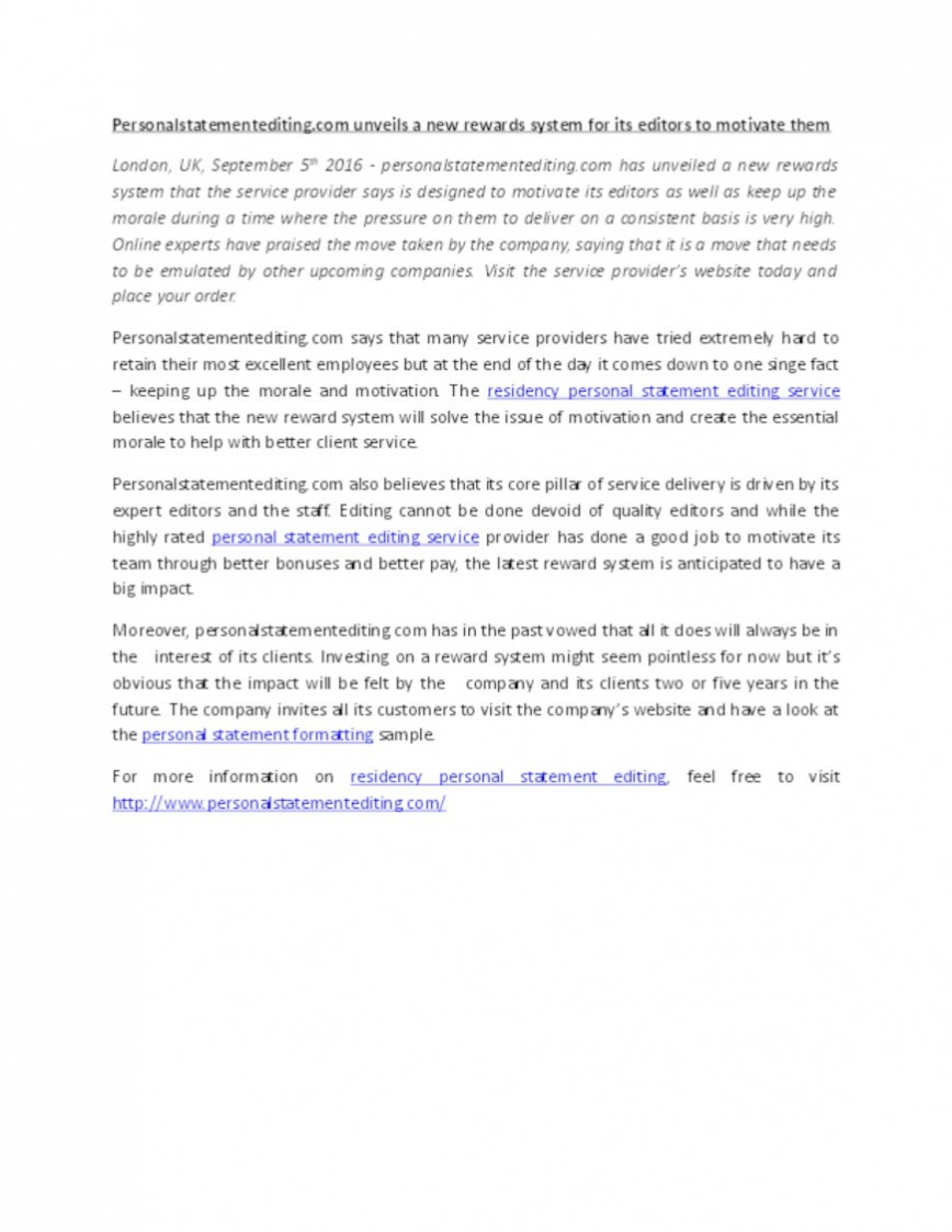 Medical essay editing service