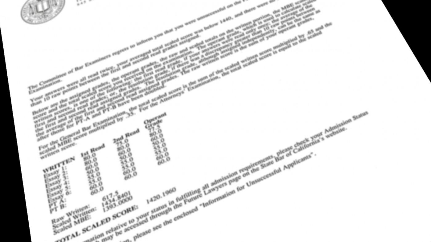 021 California Bar Exam Essay Guide Example ~ Thatsnotus