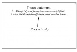 020 An Effective Thesis In Argumentative Essay Must Example Frightening I Present Both Sides Of The Issue Brainly