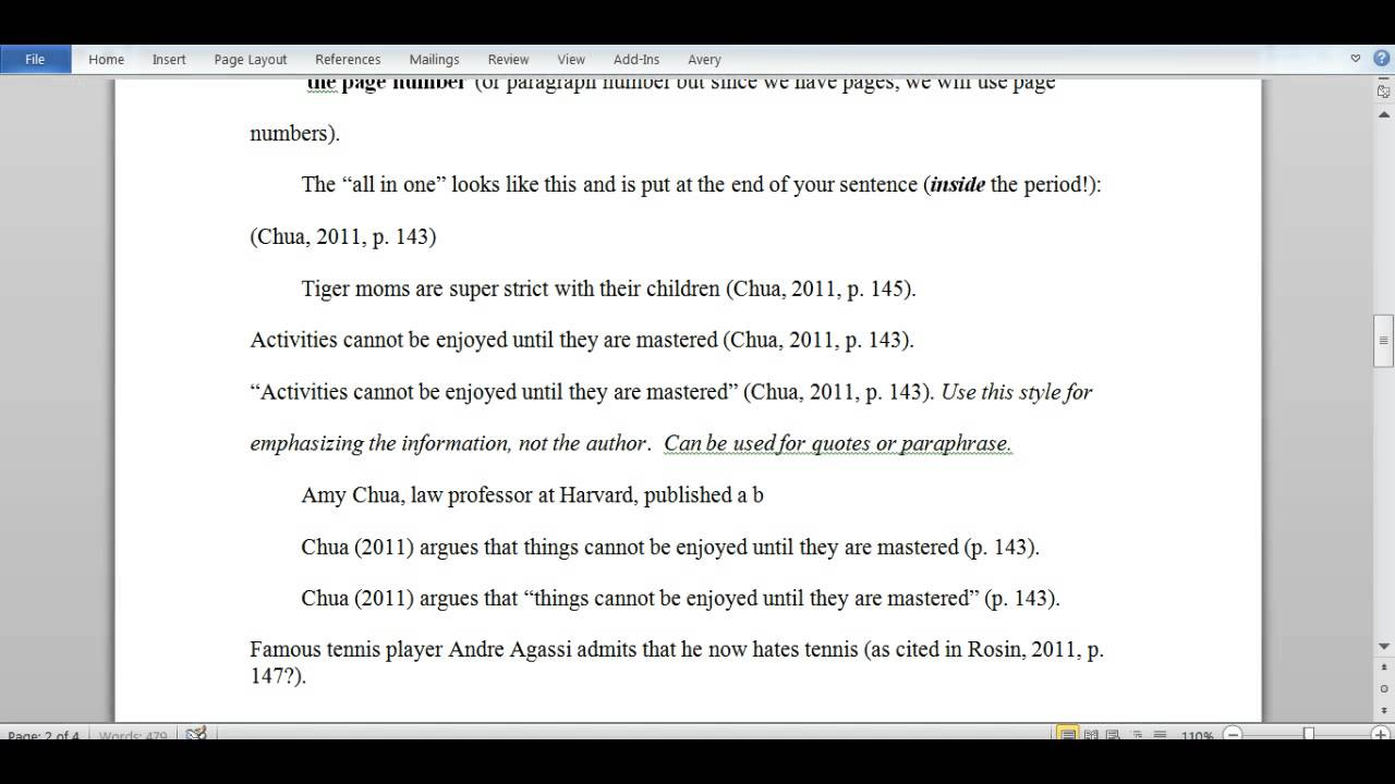 020 Apa Citation In Essay Maxresdefault Stupendous Cite A Book Paper Multiple Authors Full