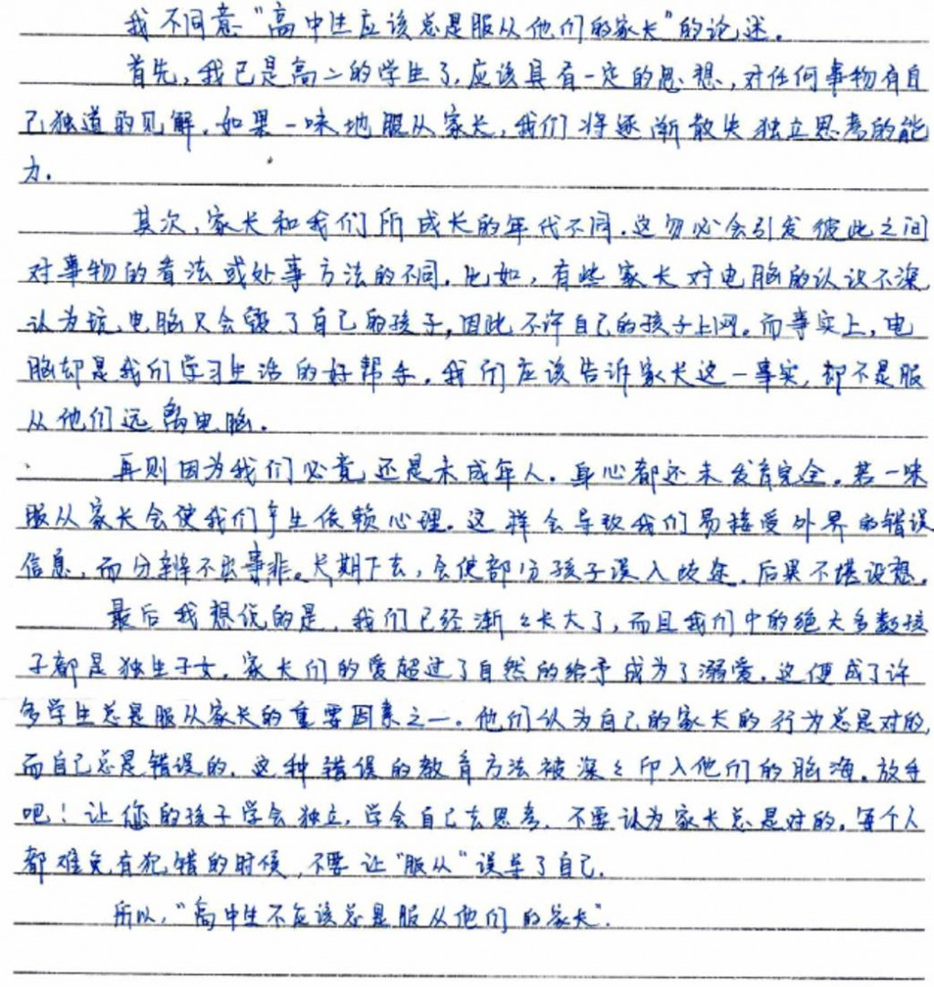 020 Argumentative Essay Thesis Examples Example Liu Sample Fascinating Large