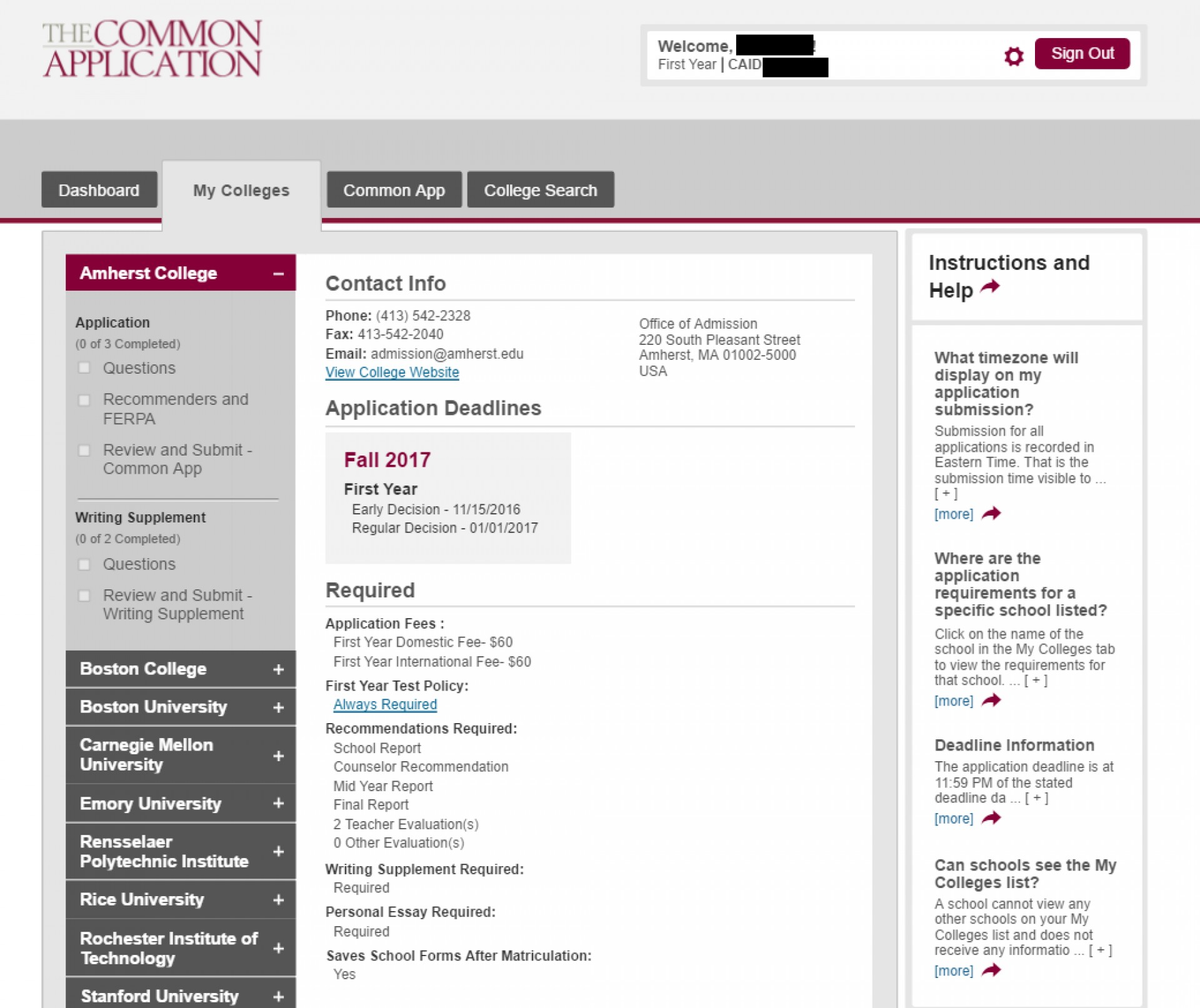 020 Common App Examples My Colleges Best Example Essays Essay Samples Option 1 Prompt 2016 2017 1920