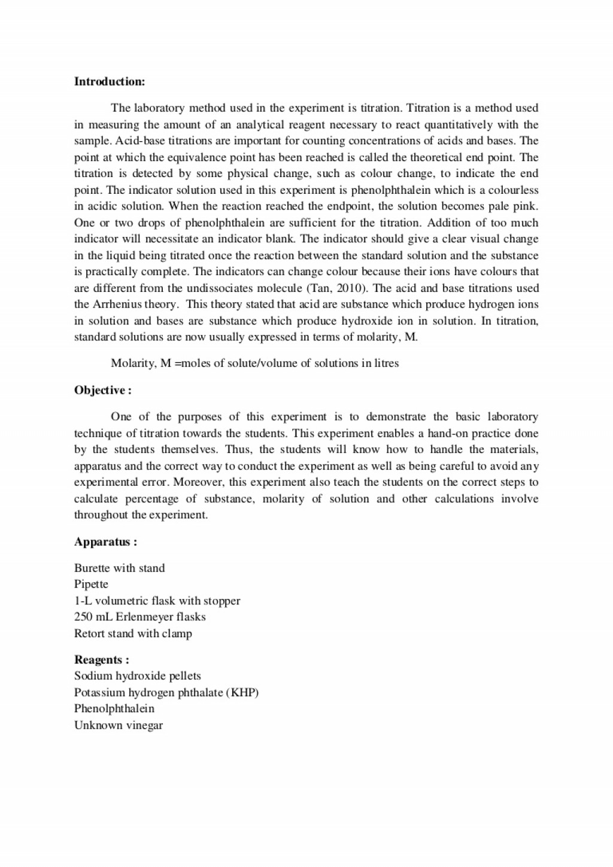 020 Determination Essay Chemistryreportfinal Phpapp01 Thumbnail Remarkable Titles Outline In Hindi Large