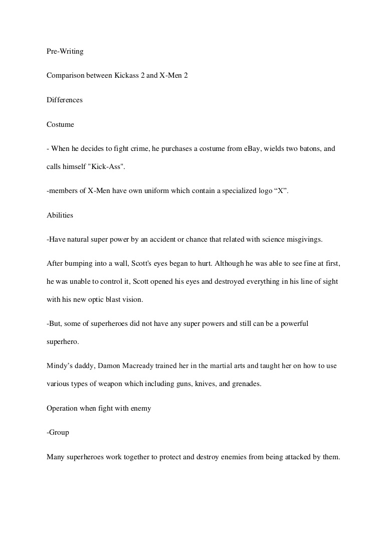 020 Englishessaysuperhero Phpapp01 Thumbnail Essay Example Sensational Hook Generator Free Hooks About Identity Expository Examples Full