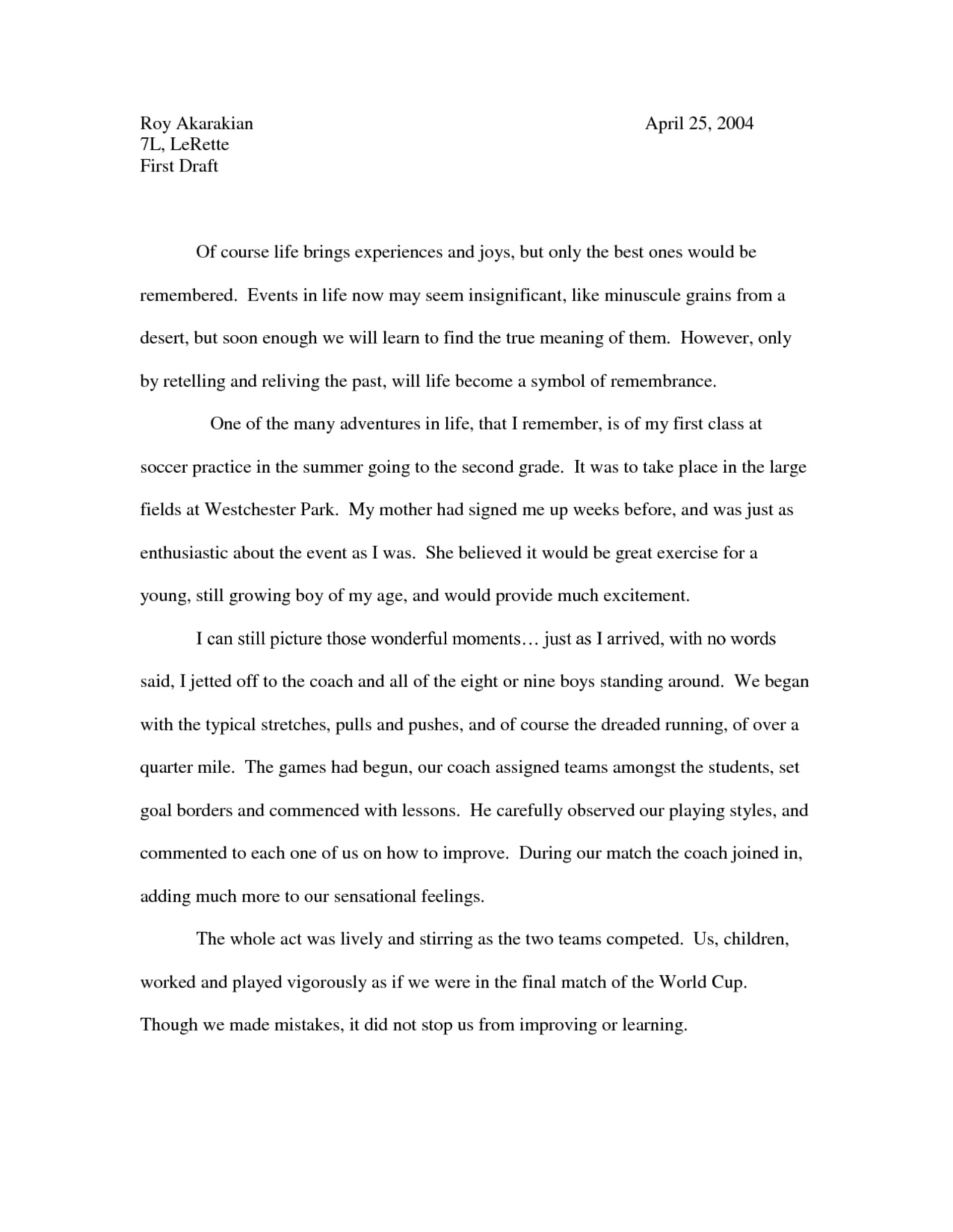 020 Essay Example Admire My Mom Awesome The Person I Most Is Mother Spm Free Essays 1920
