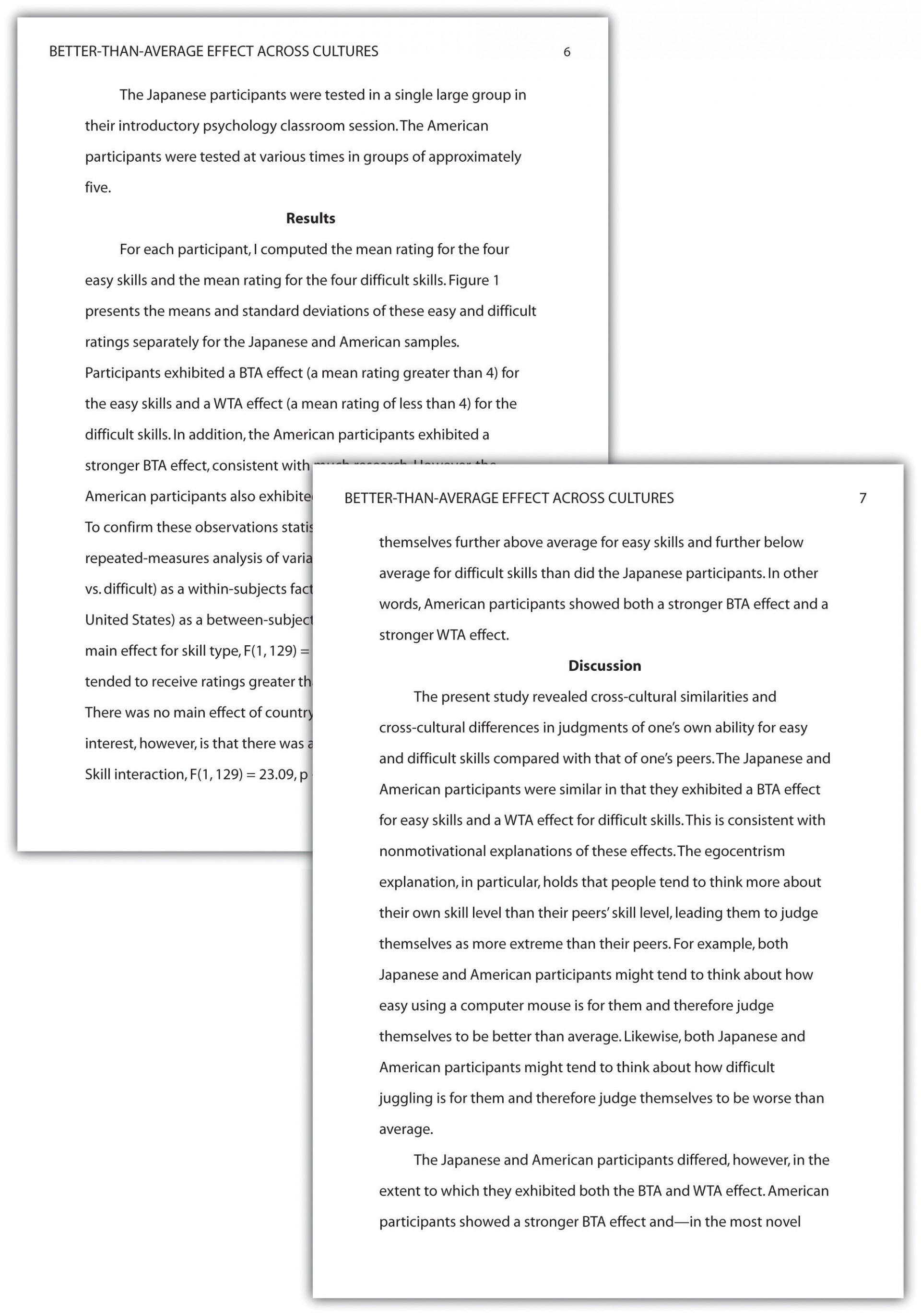 020 Essay Example Apa Format Shocking Sample Paper Template Short Doc 1920