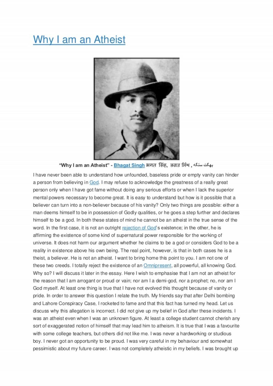 020 Essay Example Bhagatsingh Phpapp01 Thumbnail On Bhagat Singh In Unique Marathi Short 100 Words Large
