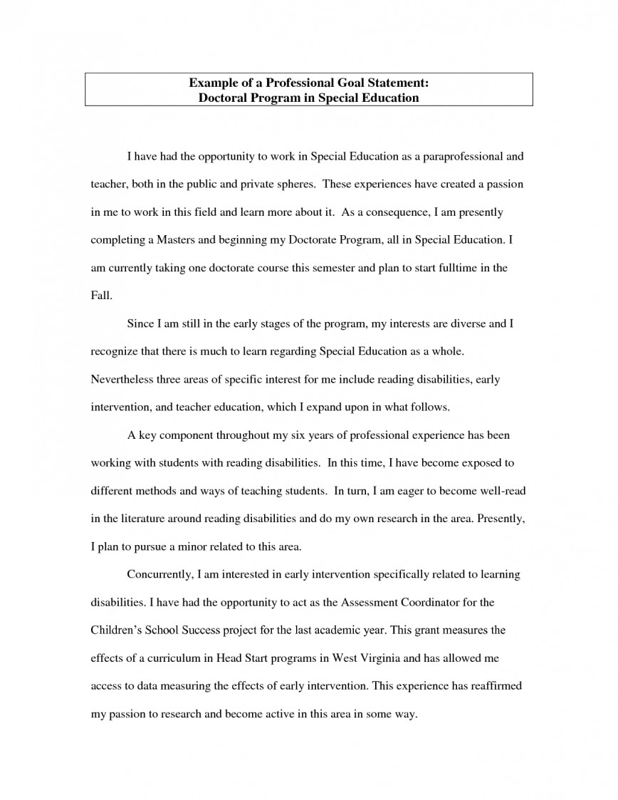 020 Essay Example Career Goal Statement Zdxttkpg About Awesome Goals Scholarship For The Future After High School Narrative In Life