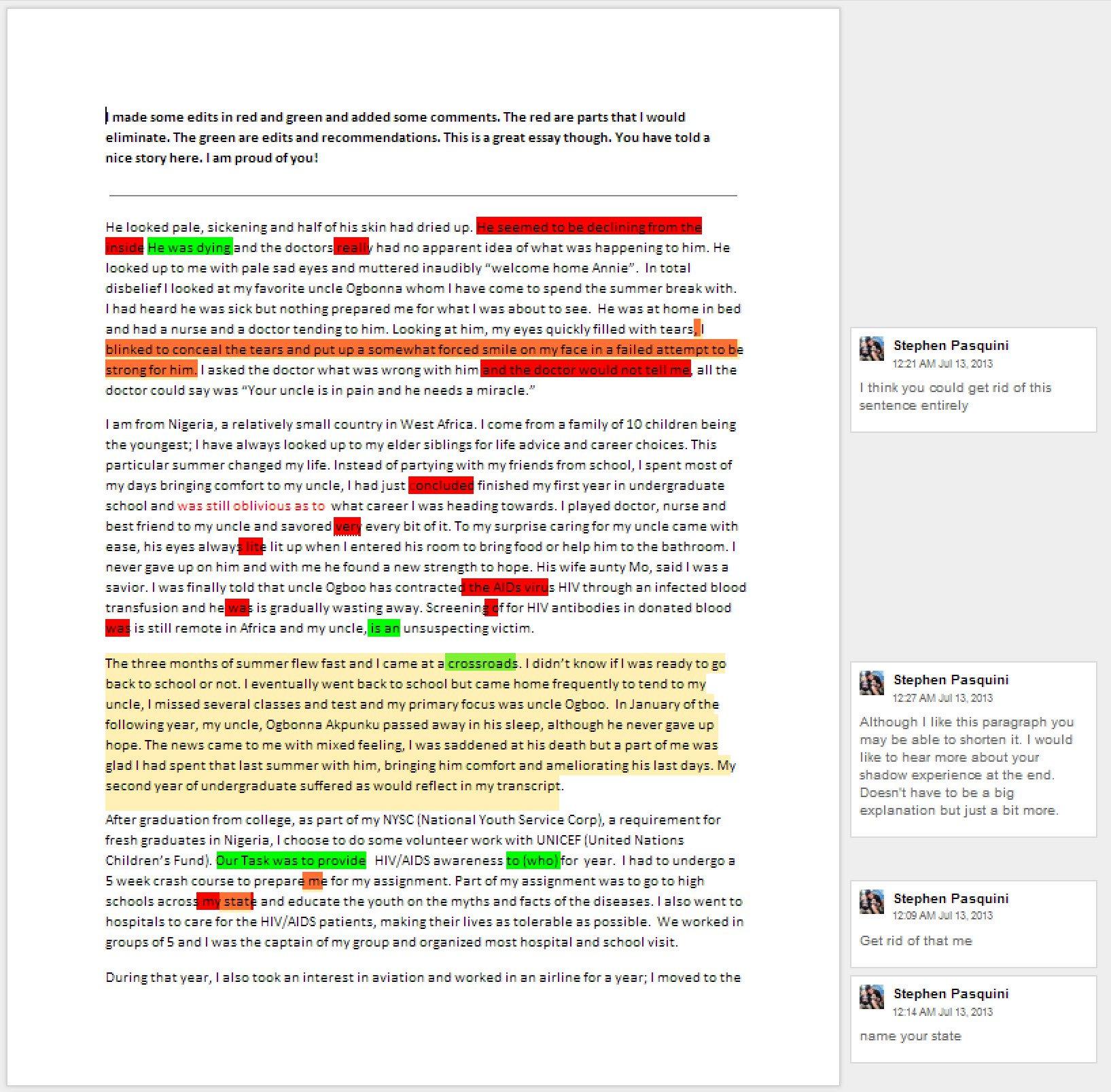 020 Essay Example Edit Fascinating Free Grammar Service Full