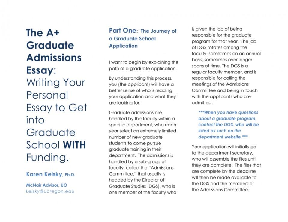 020 Essay Example For Graduate Admission 007005553 1 Surprising Nursing School Personal 960