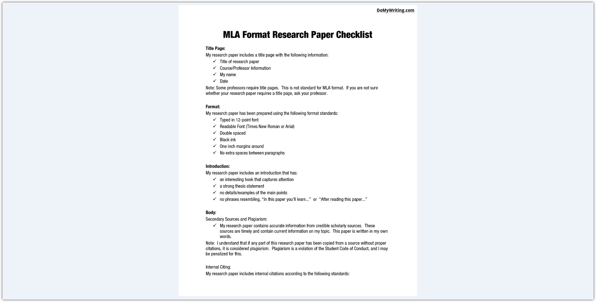 020 Essay Example Mla Format Paper What Is For Unique Essays Proper An 8 Full