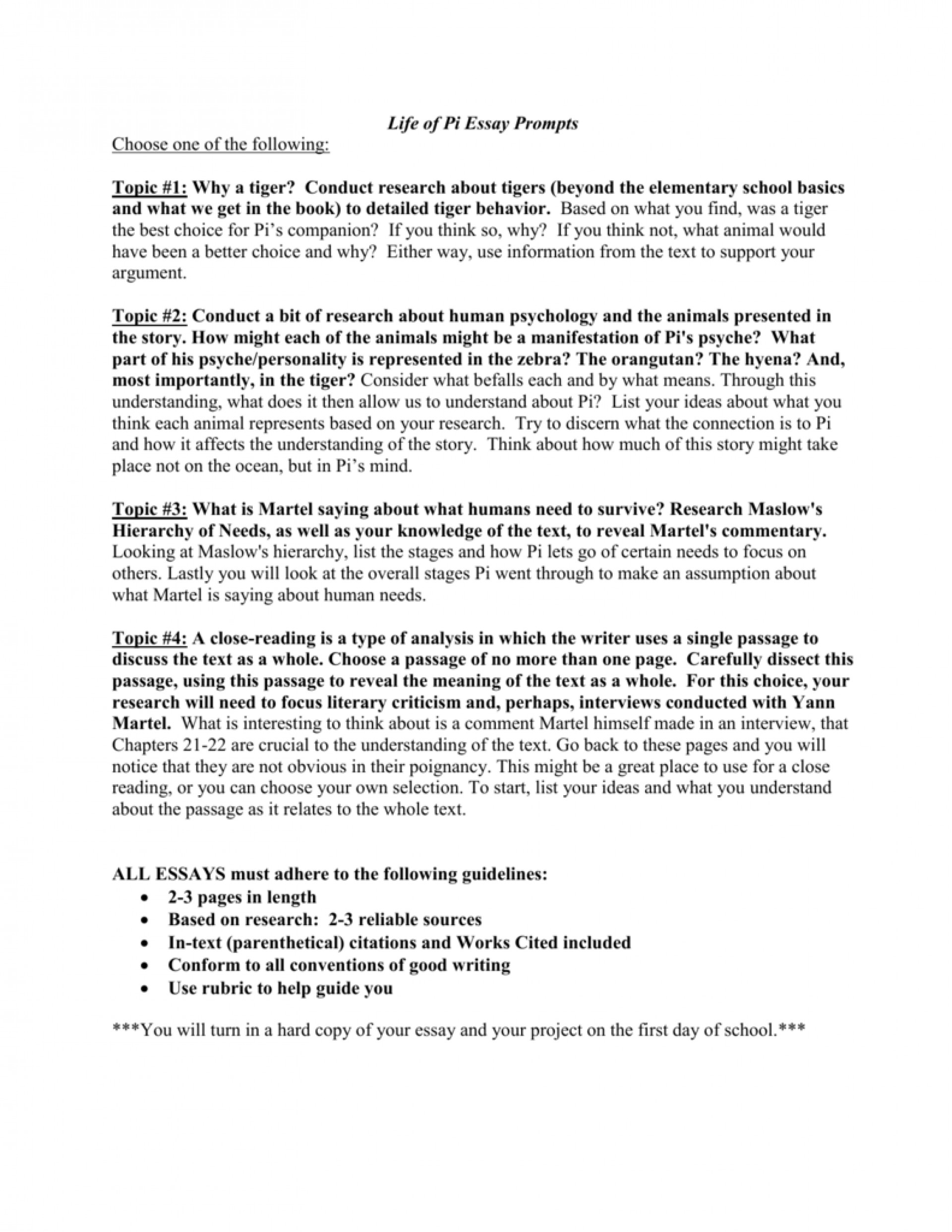 020 Essay Example On Tiger 008658963 1 Astounding Shroff Hindi For Class National Animal In 1920