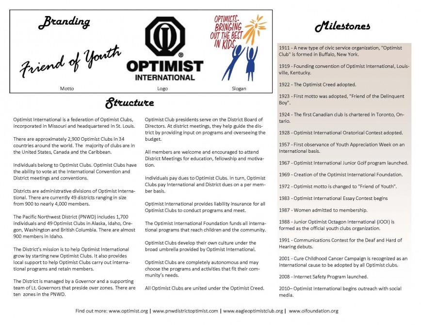 020 Essay Example Orientation Optimist International Wondrous Contest 2019 Winners