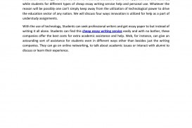 020 Essay Example Page 1 About Modern Wonderful Technology Pros And Cons In Everyday Life 2050