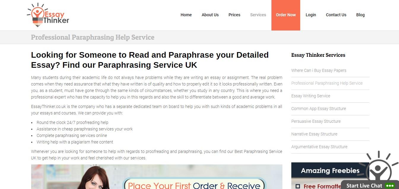 020 Essay Example Paraphrase Stirring Means On Criticism Paraphrasing Topics Full