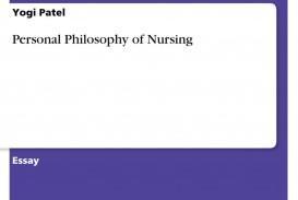020 Essay Example Philosophy Of Nursing 285343 0 Fantastic College