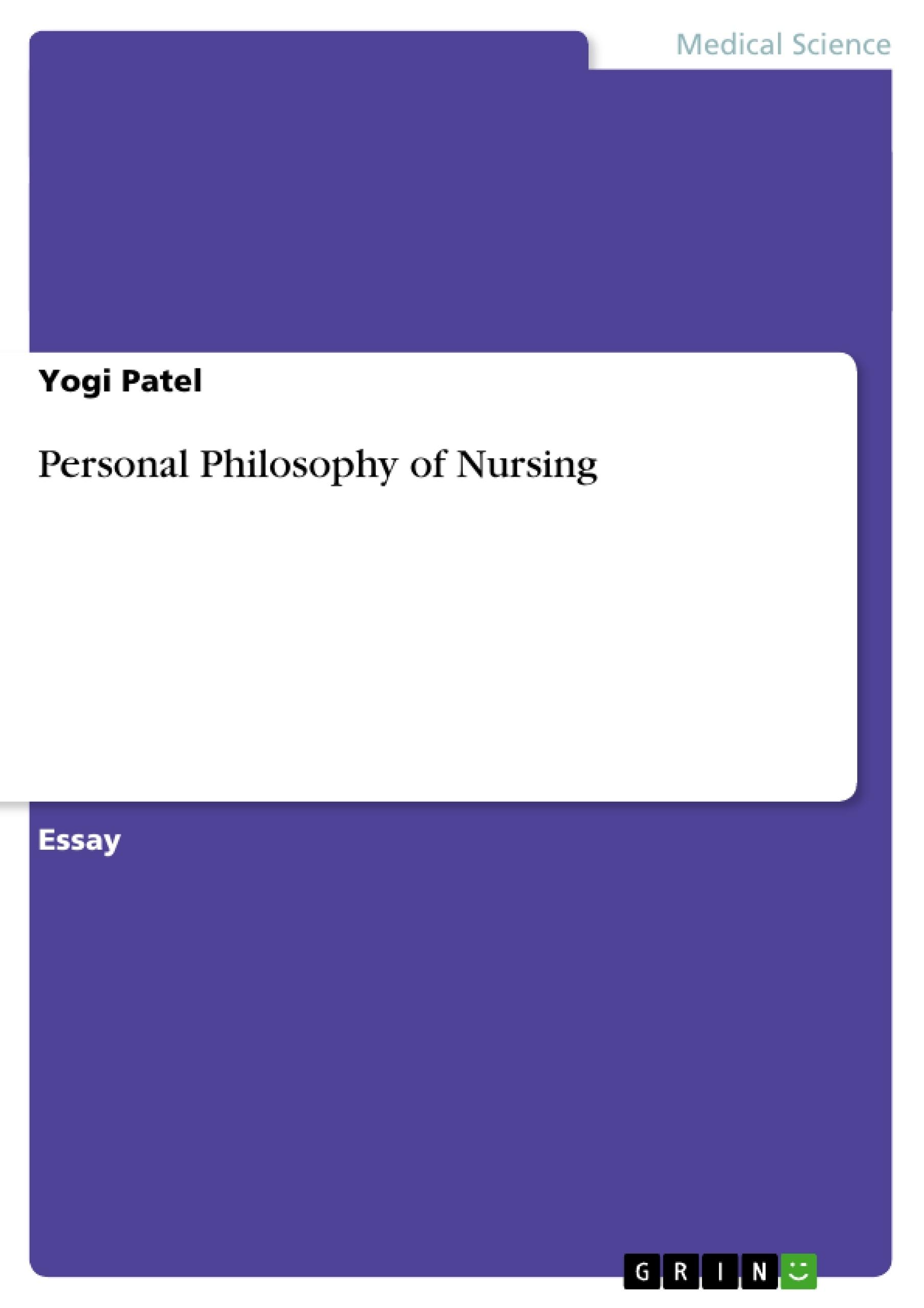 020 Essay Example Philosophy Of Nursing 285343 0 Fantastic College Full