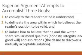 020 Essay Example Rogerian Argument Staggering Topics
