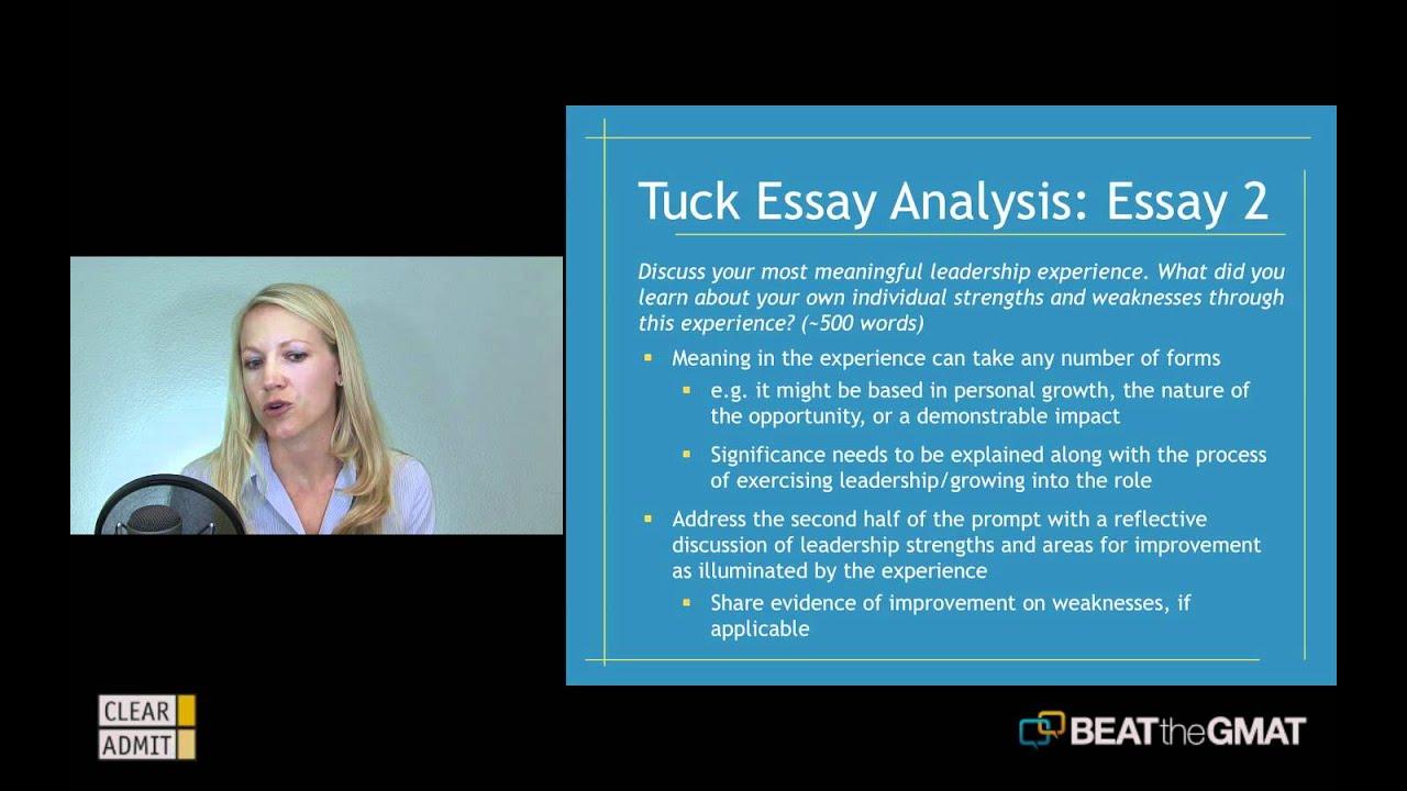 020 Essay Example Tuck Mba Essays Marvelous Sample Tips 2018 Full